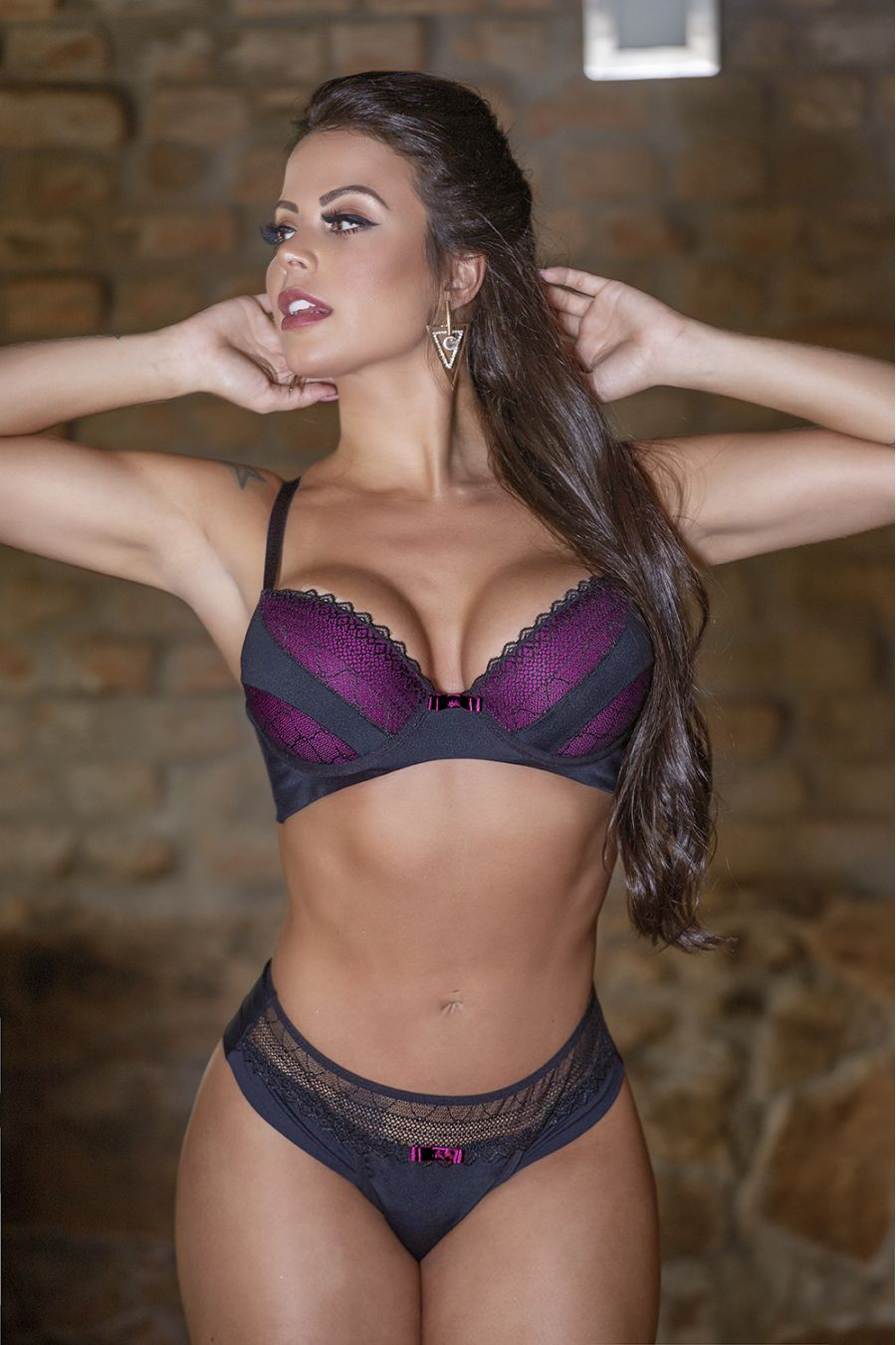 b57b8b3f9 Greisi Kelly Lingerie - Loja Virtual